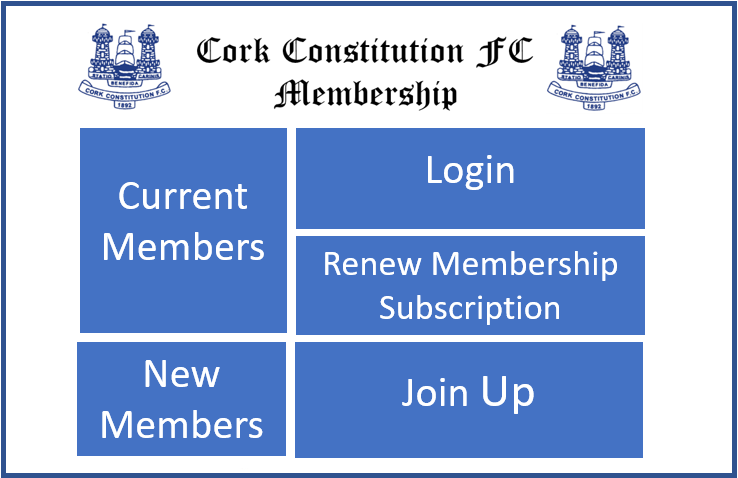 Click here to pay your Cork Constitution Rugby Football Club Membership Online.